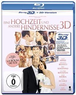 Eine Hochzeit und andere Hindernisse [3D Blu-ray + 2D Version]