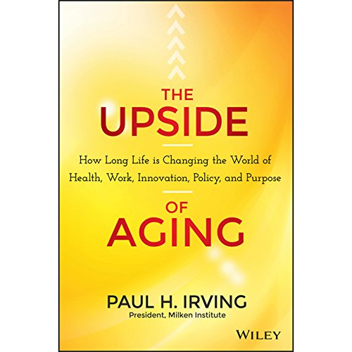 The Upside of Aging audiobook cover art