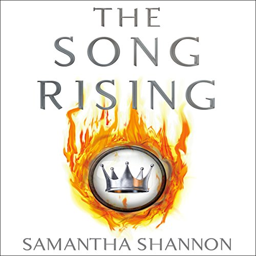 The Song Rising audiobook cover art