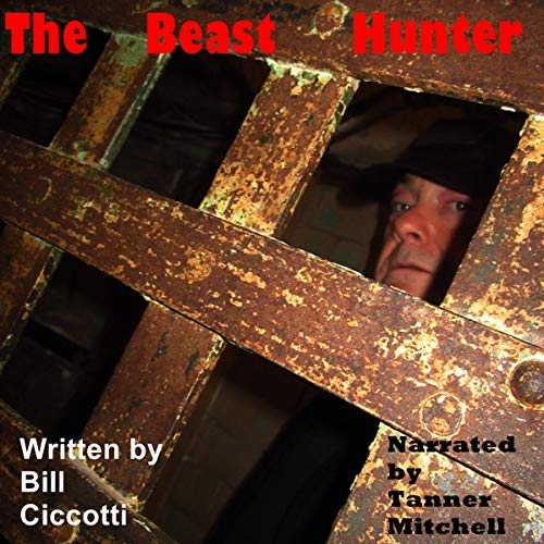 The Beast Hunter audiobook cover art