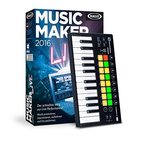 MAGIX Music Maker 2016 Live Performer