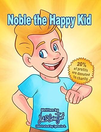 Noble the Happy Kid