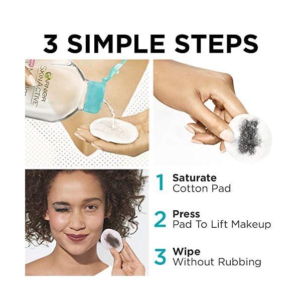 Beauty Shopping Garnier SkinActive Micellar Cleansing Water, For Waterproof Makeup, 3.4 Fl Oz