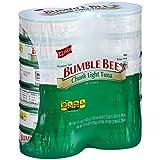 Evaxo Bumble Bee Chunk Light Tuna in Water (5 oz., 12 ct.)