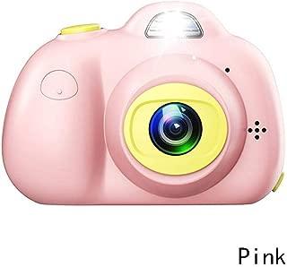 "Niome 8.0MP Kids Children USB Digital Camera Full Color 2.0"""" LCD Mini Camera Cute Pink"