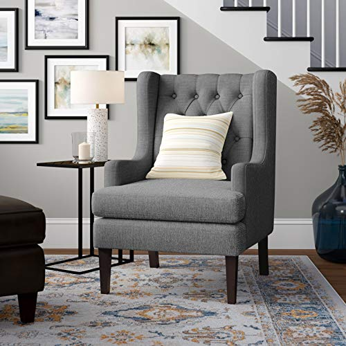 Keisha Wingback Chair