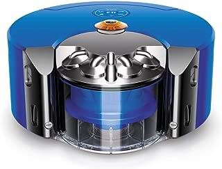 ダイソン ロボット掃除機(ニッケル/ブルー)dyson 360 heurist RB02BN