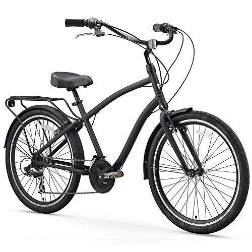 Sixthreezero EVRYjourney Men's Hybrid Cruiser Bicycle