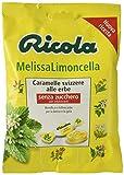 Ricola Caramelle Melissa Limoncella, 70g...