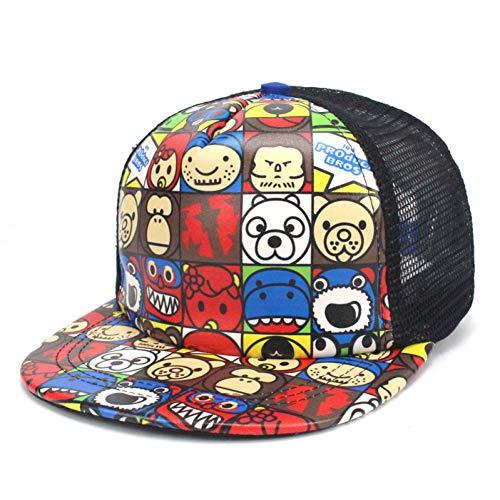 Gorra de Beisbol Sombrero Cap Cute Snapback Hat Kid's Children UniBaby Gorra De Béisbol Girl Boy Cap Hip-Hop Caps para Niños Drop Shipping Sombreros
