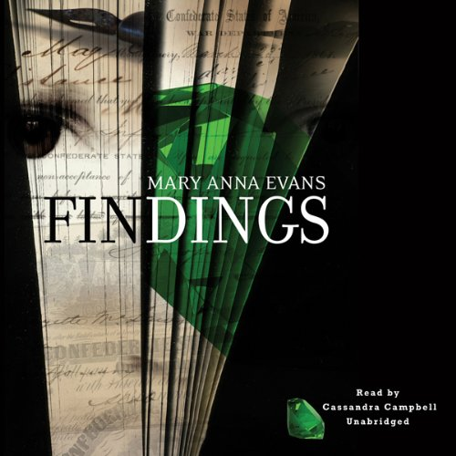 Findings audiobook cover art