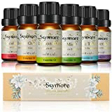 Skymore Huiles essentielles, Huile essentielle pure pour diffuseur, Huiles Parfumées idée cadeau
