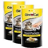 GimCat Nutri Pockets Käse und Taurin