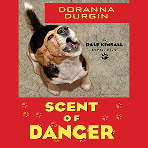 Scent of Danger audiobook cover art