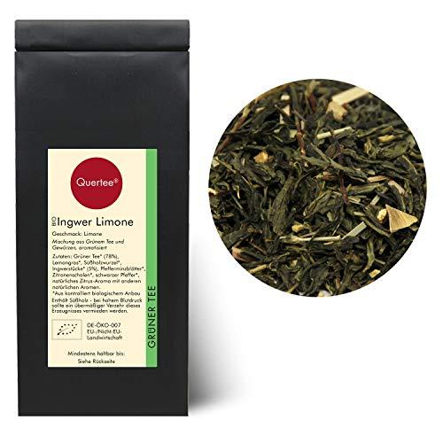 Quertee - Grüner Tee Bio -
