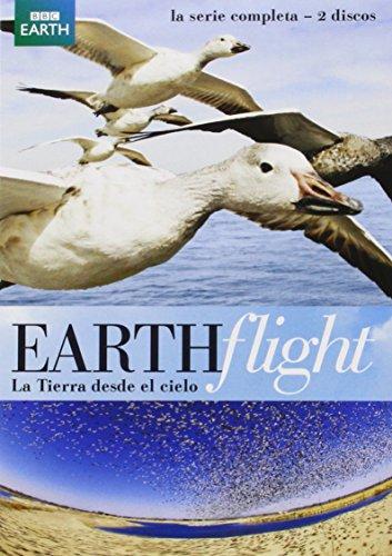 Earthflight: La Tierra Desde El Cielo - Serie Completa [DVD]
