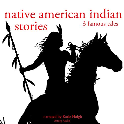 Native American Indian Stories cover art