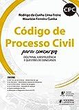 Código de Processo Civil Para Concursos: Doutrina, Jurisprudência e Questões de Concursos