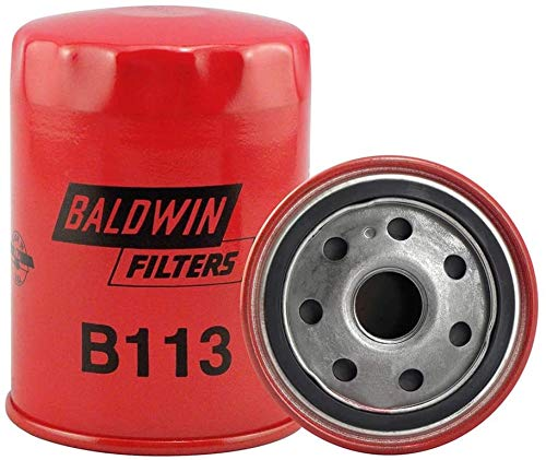 B113 Baldwin Lube Filter Spin-On (HHK70-14070) Pack of 12