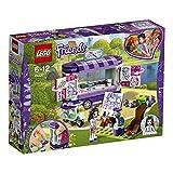 LEGO 41332 LEGO Friends Lo stand dell'arte di Emma (Ritirato dal Produttore)