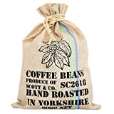 New Coffee Beans Gift Set - Your Coffee Set Contains 10 Different Around The World Coffees Which are Hand Roasted in The UK. Complete with Info Booklet for an Ideal Gift, Present.