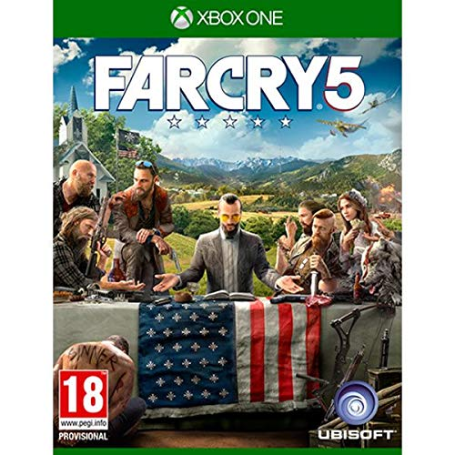 Far Cry 5 Xbox1- Xbox One