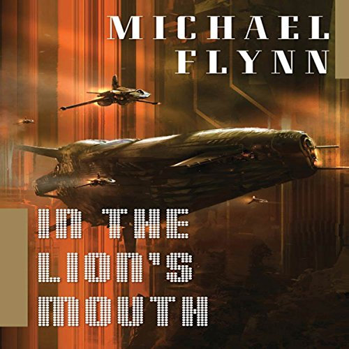 In the Lion's Mouth audiobook cover art