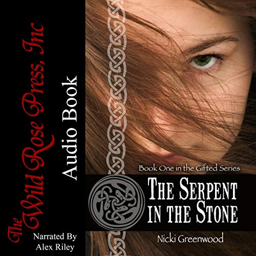 The Serpent in the Stone audiobook cover art