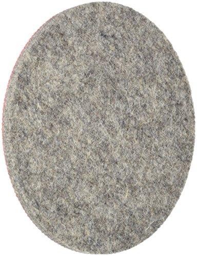 Bosch Professional Polierfilz für Exzenterschleifer (Ø 128 mm, weich)