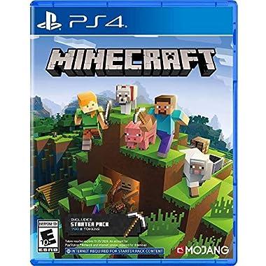 Minecraft Starter Collection – PlayStation 4