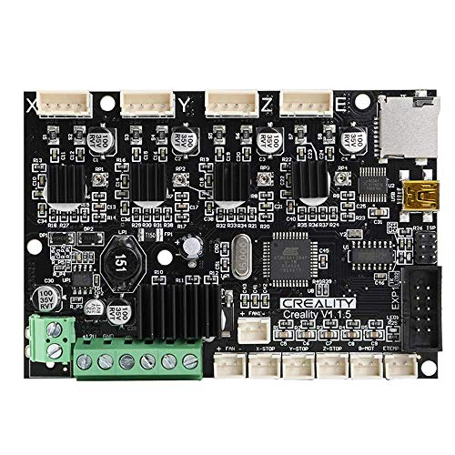 YBB-YB LXX-LX Upgraded Version V1.1.5 24V Super Silent Mainboard Motherboard with Tmc2208 Driver for Ender-3 / Ender-3