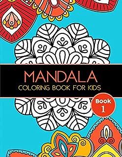 easy to color mandalas