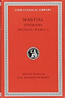Epigrams Vol.I (Loeb Classical Library)