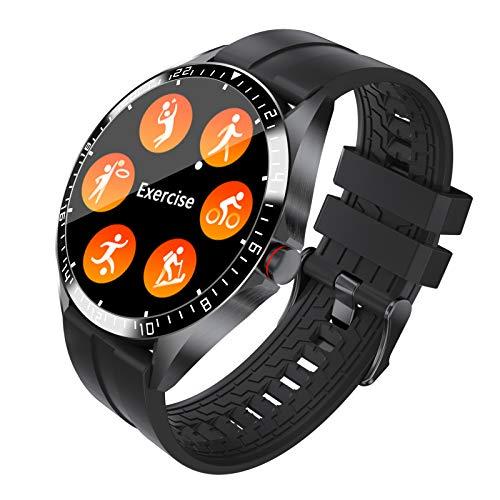 N \ A Relojes Inteligentes para Hombres y Mujeres, Reloj Inteligente para teléfonos Android iOS, Relojes Bluetooth con Pantalla táctil de 1.28', IP67 a Prueba de Agua, Parejas o Regalos navideños
