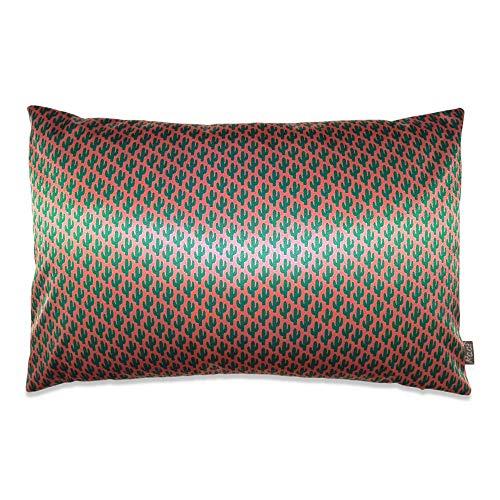 Raaf kussen Cactus roze 40x60 cm
