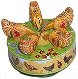 Decoraci/ón Cl/ásica. Regalos Originales Juguete Decorativo de Hojalata Mono CALCULADORA Animales Juguetes y Juegos de Colecci/ón