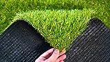Boladeta - Césped Artificial para terraza y jardín de 20mm - Rollo de 2x5 Metros