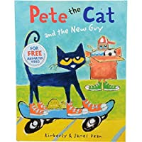 Constructive Playthings HR-608 Pete The Cat and The New Guy Grade: Kindergarten to 2 8.8 Height .45 Wide 11.35 Length [並行輸入品]