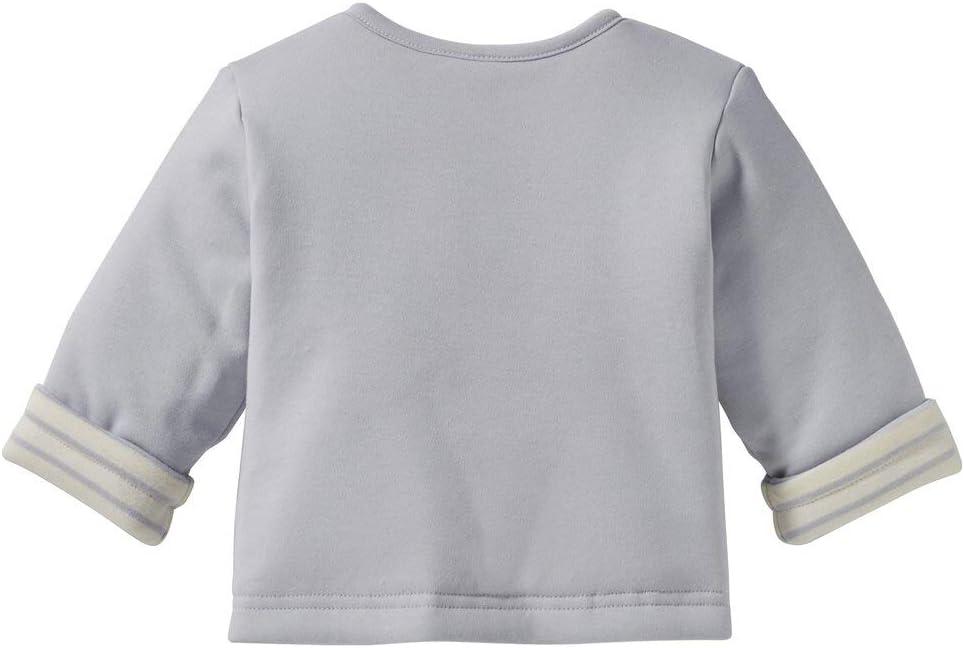 offwhite//light grey Bornino Veste r/éversible /«//él/éphant//» veste b/éb/é v/êtements b/éb/é