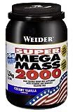 Weider Mega Mass 2000 Vainilla - 1500 gr