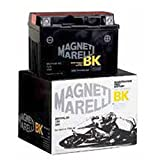 MAGNETI MARELLI - MOT12B-BS/395 : Bateria moto sin mantenimiento YT12B-BS
