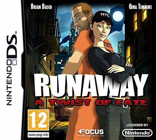 Runaway - A twist of fate - [Edizione : Francia]