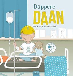 Dappere Daan: over kanker (Pleister, 0)