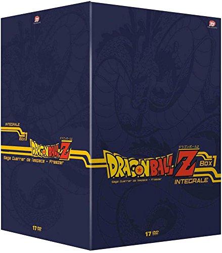Dragon Ball Z-Intégrale-Box 1 [Non censuré]