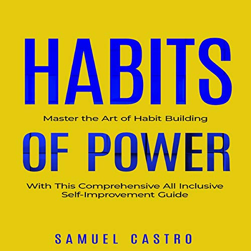 Habits of Power cover art