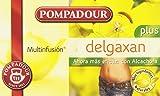 Pompadour - Té Delgaxan Plus