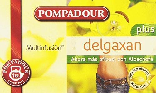 Complemento alimenticio Infusión de plantas naturales y extracto de alcachofa Ahora más eficaz: con alcachofa