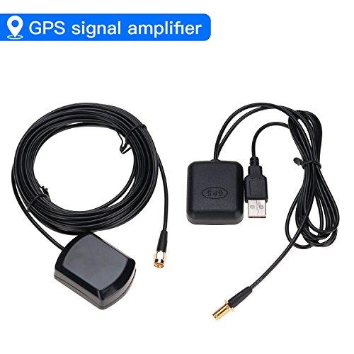 Lysignal Signal GPS Signal 1575.42MHz Transmetteur récepteur d'antenne pour la Navigation Automobile
