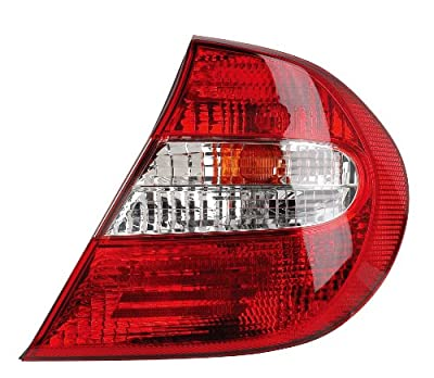 Epic Lighting OE Fitment Replacement Rear Brake Tail Light Assembly Compatible with 2002-2004 Camry [ TO2801143 81550AA050 ] Right Passenger Side RH