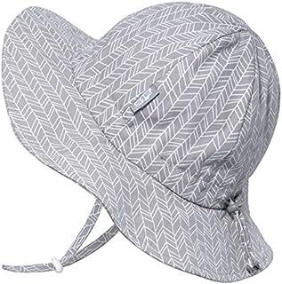 JAN & JUL UPF 50+ Cotton Sun-Hat, Adjustable with Strap,...